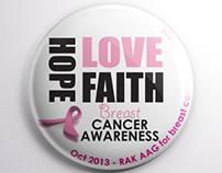 RAK AAG - Breast Cancer Awareness 2013