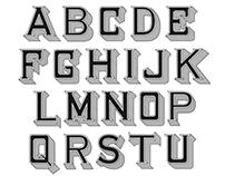 Alphabet (vintage)