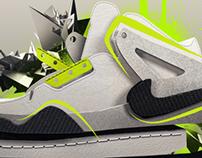 3D Nike Alphaballer