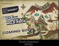 Wildcraft_Banner design.