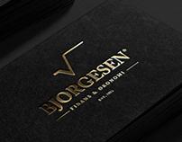 Bjorgesen Finance & Economy - Brand Identity
