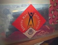 Ziggurati 2013 Sticker