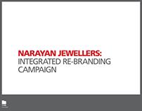 Narayan Jewellers Rebranding