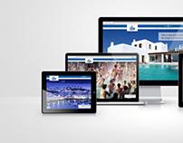 Responsive Web Design - Mykonos360