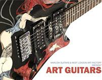 Marlow Art Guitars