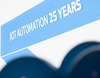 JOT Automation - 25 years celebration