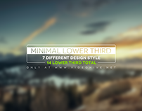 Minimal Lowerthids