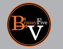 Brassy Five - Logo Design