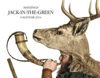 Hastings Jack in the Green calendar 2014