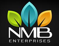 NMB Enterprises   Logo Design
