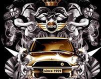 COEX Fashion KODE Exhibition Collaboration with MINI