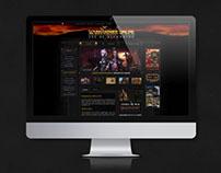 Warhammer Online (Launch Site)