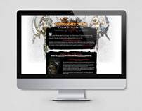 Warhammer Online - Misc Projects