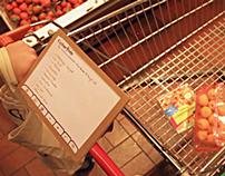 Per Einkaufsassistent bewusster ernähren