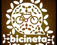 Flyer Bicineta - Día de Muertos
