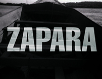 Zapara: paraíso perdido.