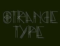 STRANGE TYPE