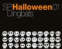 SP Halloween, Dingbat fonts