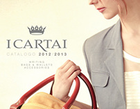 I CARTAI_ catalogo 2012/2013