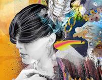 Mixed Media Artworks - III
