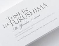Tune in for Fukushima
