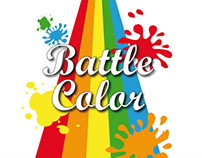 BATTLE COLOR_ snack playful