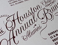 Houston Alumni Brunch