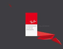 RAY-BAN_ experience/legend/erosion