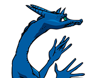Dragons Illustrations