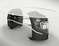 ARX03 - Based Coffee Table Design for Augmented Reality