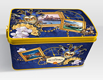 Betford Tea Company. Music boxes