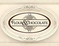 Flour&Chocolate Patisserie Brand Refresh!