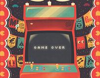 Ofrenda a las Arcades