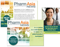 PHARM ASIA NEWS DIRECT MAILER