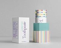 Toothpaste Branding
