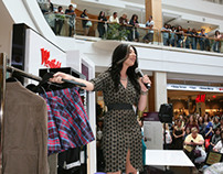 Westfield Style Tour with Stacy London
