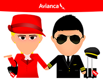 AviancaToons