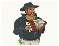 Print Characters
