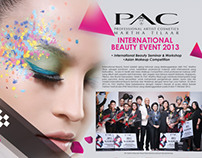 PAC International Beauty Event 2013 Advertorial