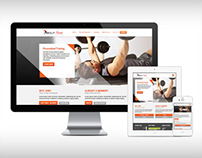 About Time Fitness Mobile-Optimized Web