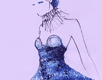Wire Dress
