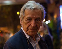 Costa-Gavras in Mumbai