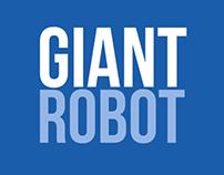 ILLUSTRATION | GIANT ROBOT