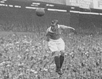 1940's Footballer