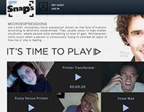 snap's - social video app