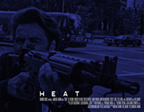 Heat - Alternative Posters