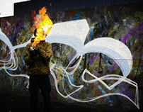 Graffiti in Winterthur
