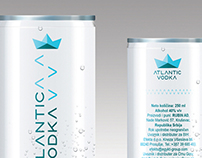 ATLANTIC VODKA