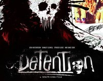 "Opening Titles for ""Detention"" Movie"