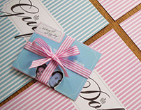 Wedding Invitation & stationary